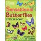 Natural History Museum Sensational Butterflies Sticker Book