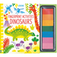 Fingerprint Activities - Dinosaurs (Usborne)