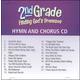 Finding God's Promises 2nd Grade Hymn & Chorus CD