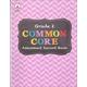 Common Core Assessment Record Book: Grade 2