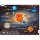 Solar System Puzzle (70 pieces - Maxi)