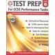 Test Prep for CCSS Performance Tasks: Grade 6