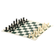 Vinyl Roll Up Tournament Chess Set (20