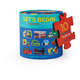 Let's Begin 2-Piece Puzzles - Vehicles (10 Beginner Puzzles)
