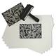 Masterpiece Block Printing White Paper (12