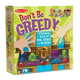Don't Be Greedy Strategy Game