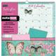 Butterflies Note Nook 2020 Calendar