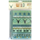 Wild Sketch & Sniff Sketch Pad - Mint