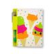 Yummy Sketch & Sniff Note Pad - Rainbow Sherbet
