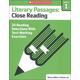 Literary Passages: Close Reading Grade 1