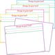 Smart Start Magnetic Dry Erase Board (single)