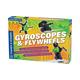 Gyroscopes & Flywheels Experiment Kit