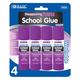 Glue Sticks (Disappearing Purple Acid Free, Washable) 4/Pack