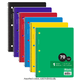 Spiral-Bound College Ruled 1-Subject Notebook 70 sheets