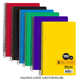 Spiral-Bound College Ruled 3-Subject Notebook (9.5