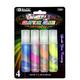 Swirl Glitter Glue 4/pack (20mL)