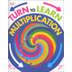 Turn to Learn Multiplication Board Book