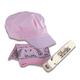 Pink Train Whistle Set