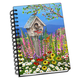 Birdhouse 3D Notebook 4