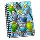 Budgies 3D Notebook 4