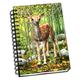 Fawn 3D Notebook 4