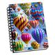 Hot Air 3D Notebook 4