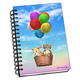 Kitty Up 3D Notebook 4