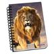 Lion 3D Notebook 4