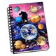 Planets 3D Notebook 4