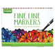Crayola Adult Coloring Fine Line Markers 40 count