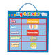 Magnetic My Calendar - Blue (Small)