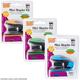 Mini Stapler Kit Assorted Colors (Blue, Green, or Orange)