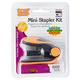 Mini Stapler Kit - Orange