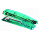 Stapler - Full Strip - Plastic - Transparent Teal