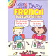 Color & Learn Easy French Phrases for Kids