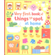 Very First Book of Things to Spot at Home (Usborne)