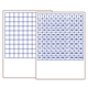 Hundreds Grid Dry Erase Board - Two-Sided (9