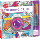 Coloring Crush: Includes 5 Double-Tipped Colored Pencils