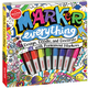 Marker Everything: Design, Doodle, and Decorate with Permanent Markers