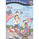 Red, White and Blue: Story of the American Flag (Penguin Young Reader)