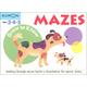 Grow to Know Mazes Workbook (Pre-K)