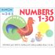 Grow to Know Numbers 1-30 Workbook (Pre-K)