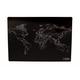 Chalkboard World Map Mat 12