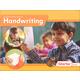 Houghton Mifflin Harcourt International Handwriting Continuous Stroke Student Edition Grade K