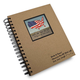 Let's Go See: All 50!: Visiting the 50 States Journal - Write it Down Full Size Kraft Collection 200-page Journal