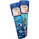 Mark-My-Time 3D Digital Booklight - Shark/Reef Flip