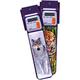Mark-My-Time 3D Digital Booklight - Wolf/Tiger Flip