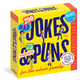 280 Bad Jokes & 85 Punderful Puns 2020 Page-A-Day Calendar