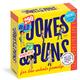 290 Bad Jokes & 75 Punderful Puns 2021 Page-A-Day Calendar