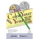 Color Your Year 2017 Notepad & Calendar